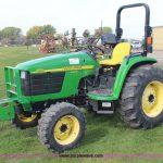 John Deere 4610 Compact Utility Tractor manual