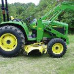 John Deere 4700 Compact Utility Tractor manual