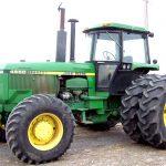 John Deere 4850 Tractor manual