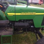 John Deere 5220 Tractor manual