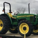 John Deere 5310 Tractor manual