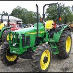 John Deere 5320 Tractor manual
