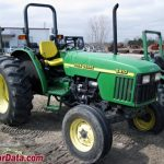 John Deere 5410 Tractor manual
