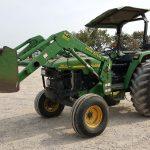 John Deere 5520 Tractor manual