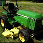 John Deere 855 Compact Utility Tractor manual