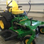 John Deere Z-Trak 717 manual