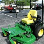 John Deere Z-Trak 727 manual
