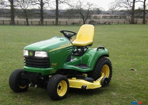 john deere lawn mower value guide