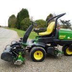 John Deere 2500 Professional Greens Mower manual
