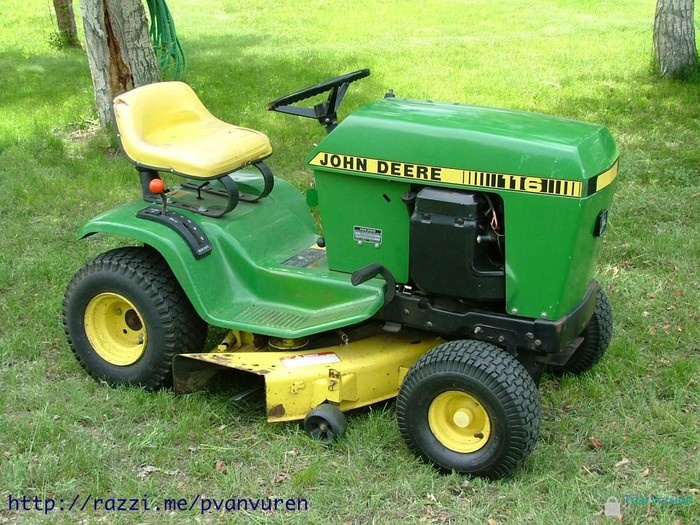 john deere tractors john deere 116 lawn and garden tractor service rh deeretractors org john deere riding mower manual omgx10226 john deere riding mower manual omgx10226