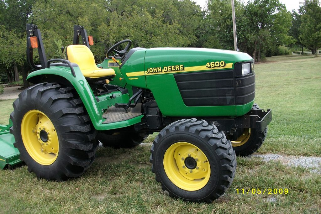 John deere 4600 tractor manual library