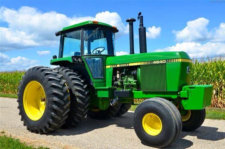 John Deere 4640 Tractor Service Manual Download