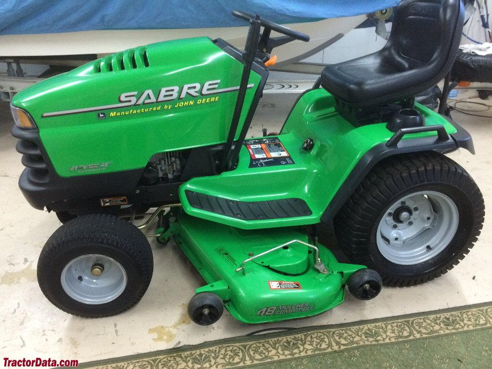 John Deere Sabre >> John Deere Sabre 2148hv Lawn And Garden Tractor Service