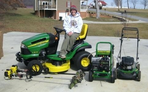 John Deere Xt140 String Trimmer Service Manual Tractors