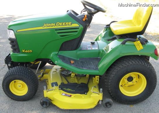 john deere tractors john deere x465 lawn and garden tractor service rh deeretractors org John Deere X465 Parts John Deere X465 Parts