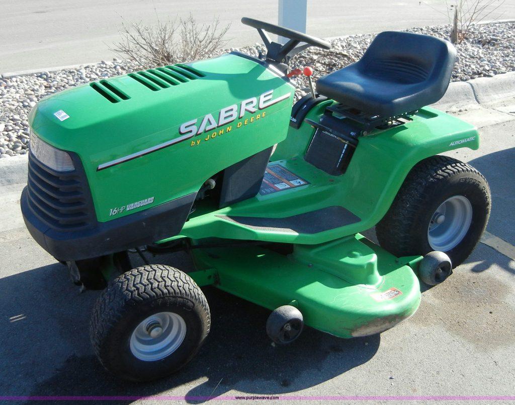 Looking For Sabre Model Sabre John Deere Lawn Tractor Manual Guide